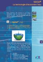 WASA, la technologie d'économie d'eau