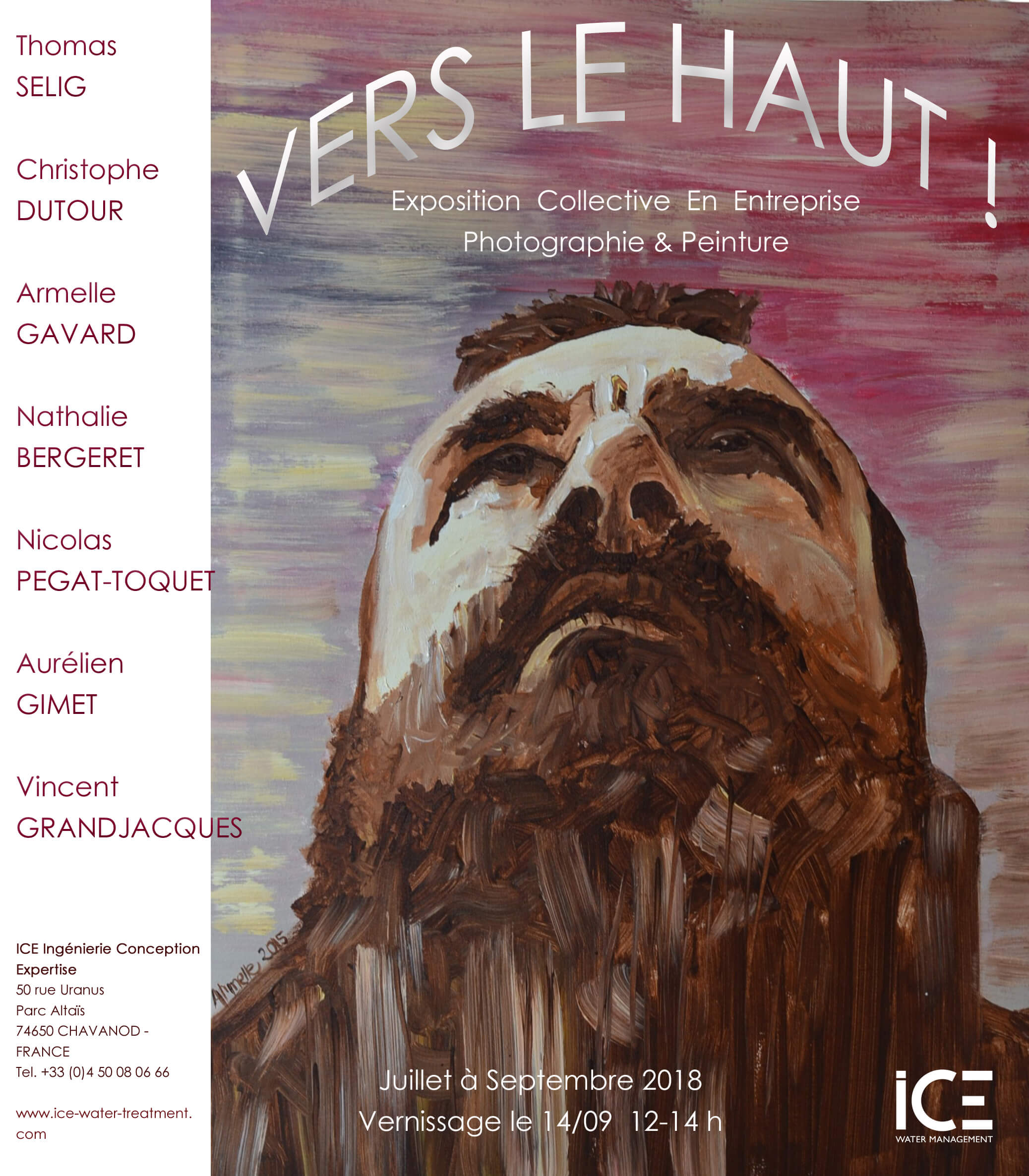 Exposition Vers le Haut - exhibition to the top