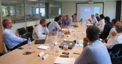 work seminar with our representatives