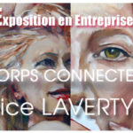 2018 vernissage Alice Laverty