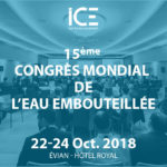 ICE au Global Bottled Water Congress