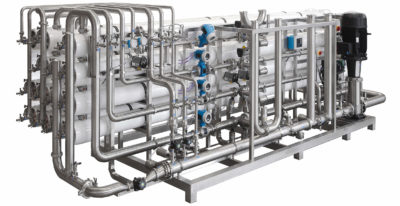reverse osmosis- nettoyages en place - cleaning in place