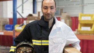 sapeur pompier volontaire