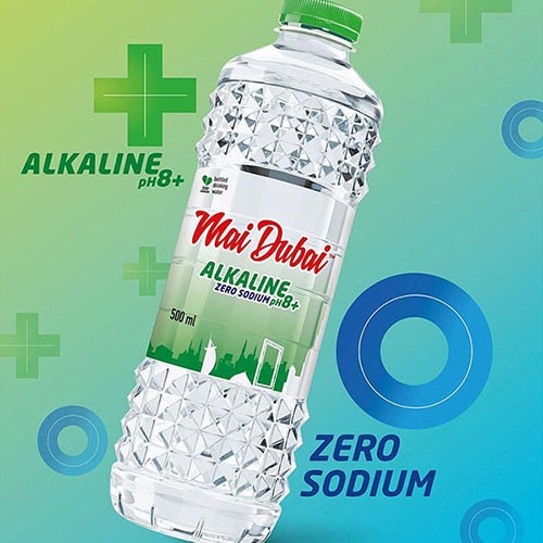 alkaline water zero sodium ph8-eau zero sodium ph8-Mai Dubai