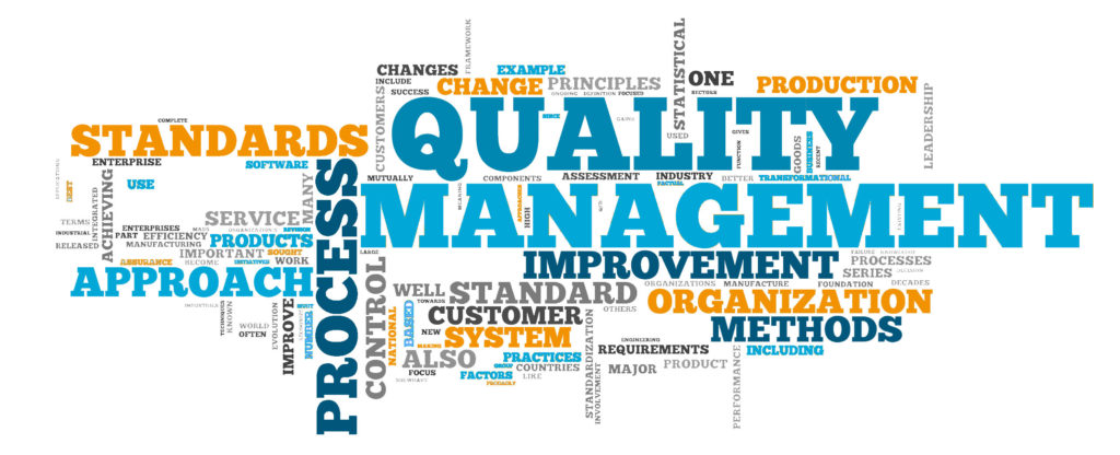 quality and control management by ICE Water Management